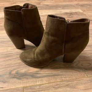 Shoes - Target ankle booties